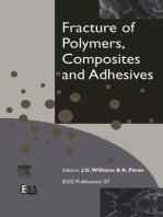 Fracture of Polymers, Composites and Adhesives