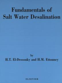 Fundamentals Of Salt Water Desalination Pdf