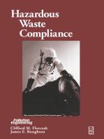 Hazardous Waste Compliance