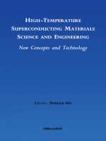 High-Temperature Superconducting Materials Science and Engineering