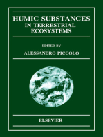 Humic Substances in Terrestrial Ecosystems