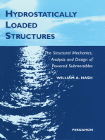 Hydrostatically Loaded Structures: The Structural Mechanics, Analysis and Design of Powered Submersibles