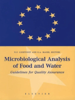 Microbiological Analysis of Food and Water