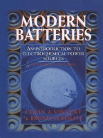 Modern Batteries