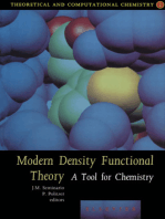 Modern Density Functional Theory