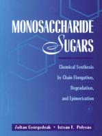 Monosaccharide Sugars