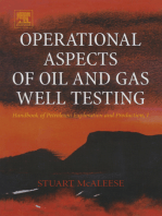 Operational Aspects of Oil and Gas Well Testing