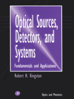 Optical Sources, Detectors, and Systems
