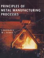 Principles of Metal Manufacturing Processes