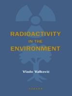 Radioactivity in the Environment