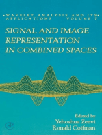 Signal and Image Representation in Combined Spaces