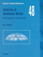 Stability of Nonlinear Shells: On the Example of Spherical Shells