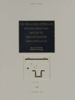 PVD for Microelectronics