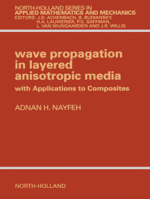 Wave Propagation in Layered Anisotropic Media: with Application to Composites