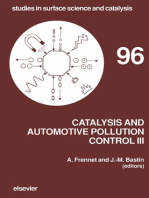 Catalysis and Automotive Pollution Control III