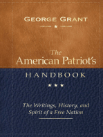 The American Patriot's Handbook