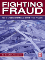 Fighting Fraud: How to Establish and Manage an Anti-Fraud Program