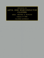 Advances in Metal and Semiconductor Clusters