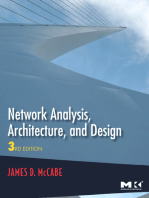 Network Analysis, Architecture, and Design