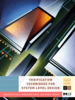 Verification Techniques for System-Level Design