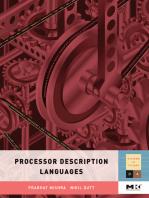 Processor Description Languages