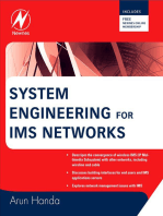 System Engineering for IMS Networks