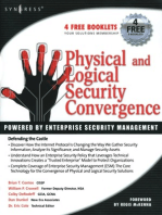 Physical and Logical Security Convergence