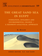 The Great Sand Sea in Egypt