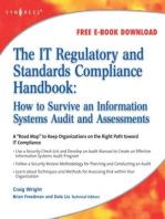 The IT Regulatory and Standards Compliance Handbook