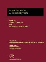 Laser Ablation and Desorption