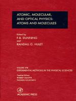Atomic, Molecular, and Optical Physics