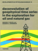 Deconvolution of Geophysical Time Series in the Exploration for Oil and Natural Gas