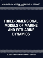 Three-Dimensional Models of Marine and Estuarine Dynamics