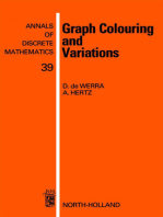 Graph Colouring and Variations