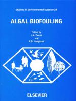 Algal Biofouling