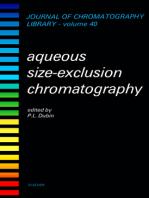 Aqueous Size-Exclusion Chromatography