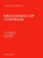 Mechanics of Coatings