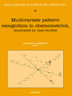 Multivariate Pattern Recognition in Chemometrics