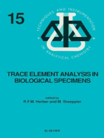 Trace Element Analysis in Biological Specimens