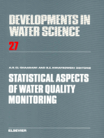 Statistical Aspects of Water Quality Monitoring