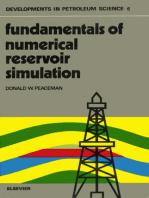 Fundamentals of Numerical Reservoir Simulation