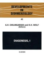 Diagenesis, I