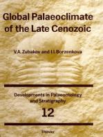 Global Palaeoclimate of the Late Cenozoic