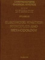 Electrode Kinetics: Principles and Methodology