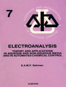 Electroanalysis: Theory and Applications in Aqueous and Non-Aqueous Media and in Automated Chemical Control