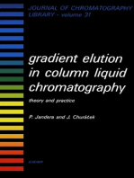 Gradient Elution in Column Liquid Chromatography