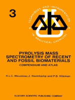 Pyrolysis Mass Spectrometry of Recent and Fossil Biomaterials