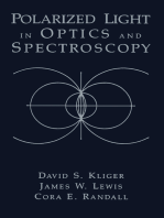 Polarized Light in Optics and Spectroscopy
