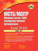 The Real MCTS/MCITP Exam 70-642 Prep Kit