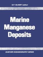 Marine Manganese Deposits